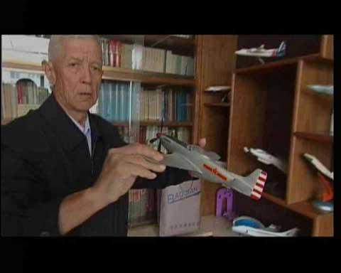 """他,率队击落美战机,古稀之年能飞""""眼镜蛇""""——""""飞将军""""林虎"""