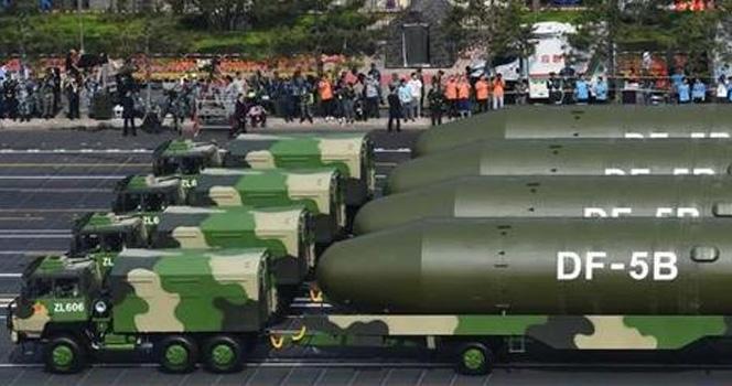 外国要求中国公开核弹数量,中国霸气回复3个字!