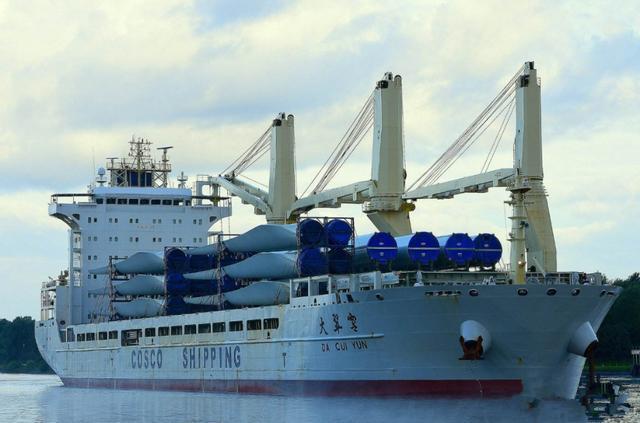 印度主动释放被扣中国货轮:052D神盾舰不能轻视