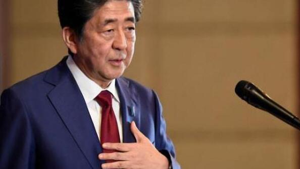 疫情在日本蔓延,安倍扛不住,还是走出这一步,对中国下手