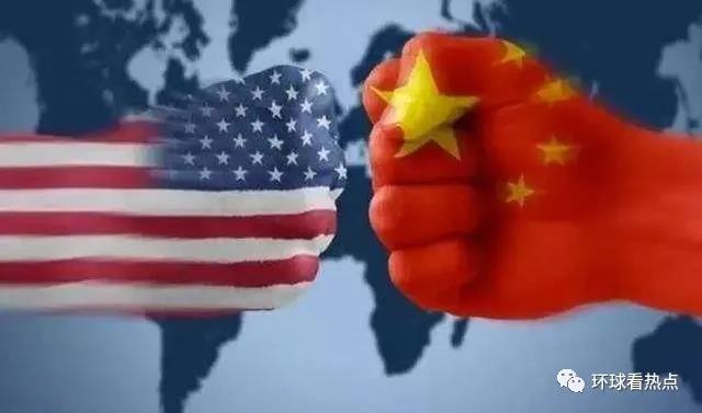 突发!国家出手,中美另一场大战已经全面打响了!