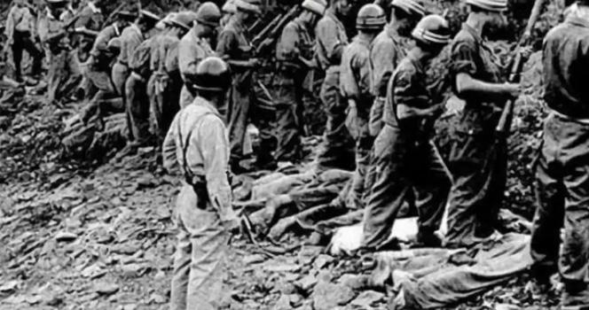 南京大屠杀中有韩国士兵?为什么韩国士兵对老百姓那么凶残?