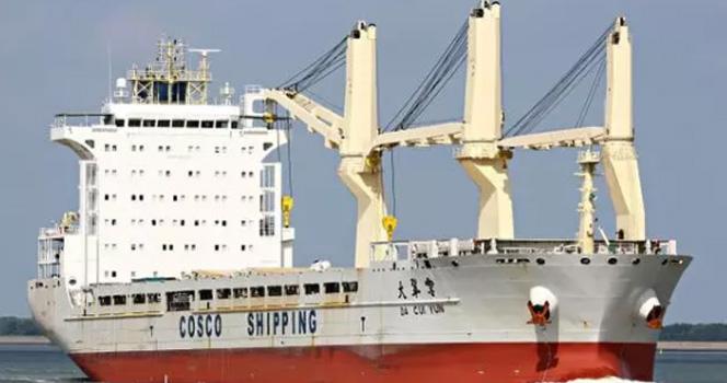 香港藏有印度间谍?扣留中国货船背后,原因耐人寻味