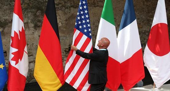 """美国一意孤行用""""武汉病毒"""",G7其他六国拒发共同声明"""