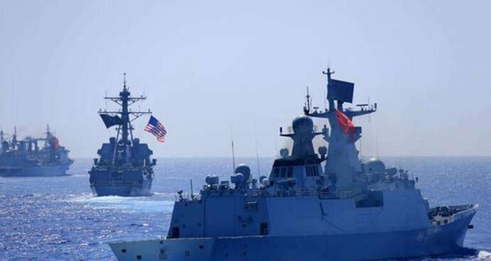 美媒说出中国海军真实水平:对美国安全领导地位最大挑战!