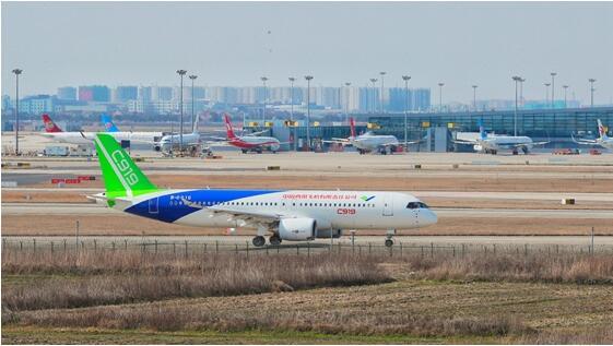 美国批准通用电气向中国出口用于C919的航空发动机