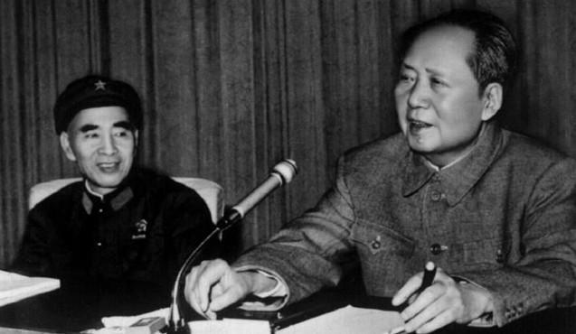 林彪生命中的最后几小时:连闯8341部队的两道防线,卫士长被枪击
