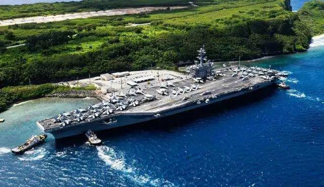 """美国双航母被新冠""""缴械"""",武统台湾的时机到了吗?"""