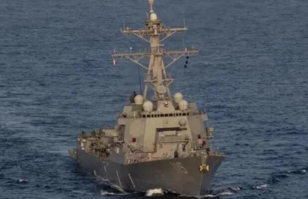 """俄媒:中国双航母军演,美军舰抵近从事""""间谍""""活动"""