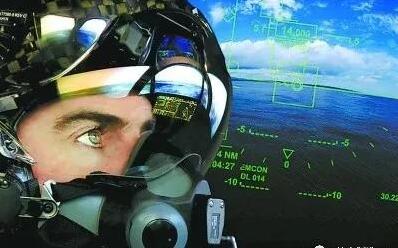 歼20飞行员头戴的头盔,价值就相当于在北京买一套房子