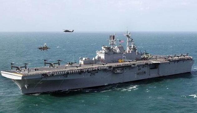 为什么075两栖攻击舰能登上亚洲第一的宝座,其实是必然事件