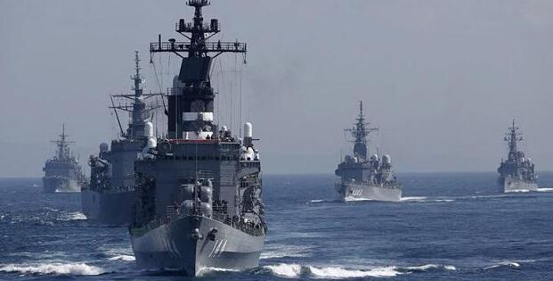 日本扬言武力夺岛,海自和俄海军对峙30分钟,惨遭火控锁定