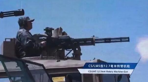 登上央视,国产加特林机枪或将装备,成为直-20贴身保镖?