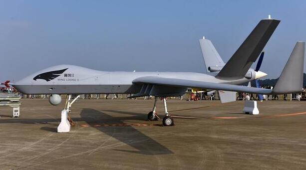 未来战争显现?各大国无人技术曝光,中国新无人装备吸引眼球