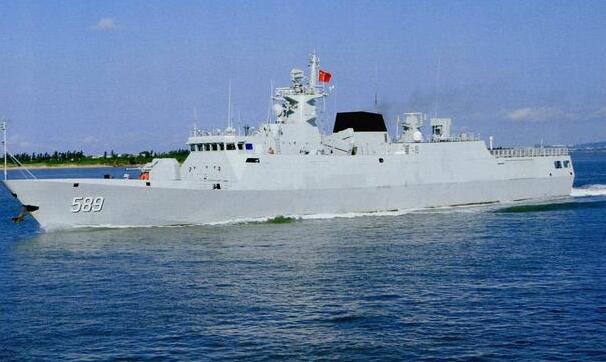 022隐身导弹艇:200吨小艇,火力却相当于2000吨护卫舰