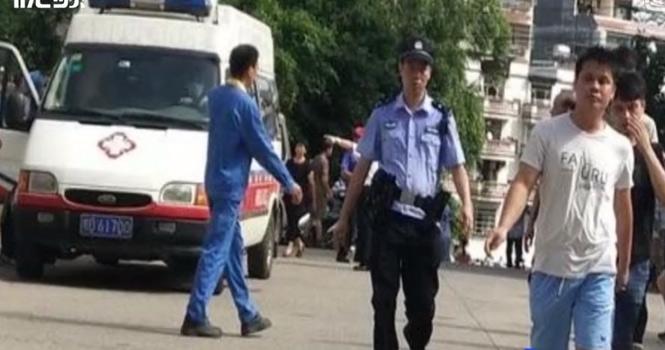 广西砍伤39名师生保安被批捕 审判不会缺席!
