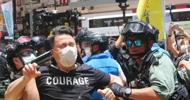 """敌人统统拿下!23年后,国安法让我们完整""""统管""""香港!"""