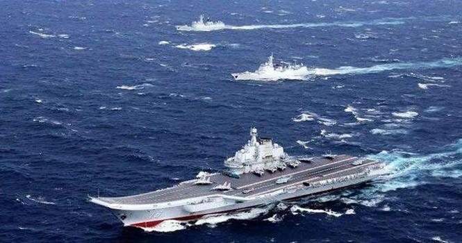 针锋相对?解放军西沙军演,美航母舰队迅速做出反应!