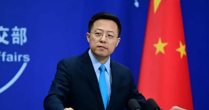日本宣称:对中国领导人访日要重新考虑:赵立坚火力全开