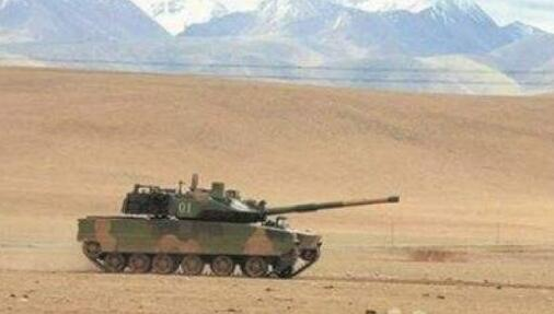 15式坦克高原罕逢对手,3分钟摧毁一辆T90坦克,莫迪意识到严重性