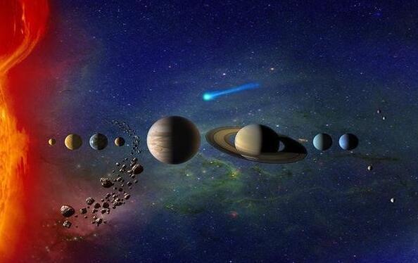 太阳系本该有3个地球,如今只剩一个,另两个究竟哪去了?
