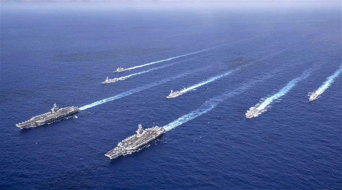 一个重大变故:美全球战略全面升级,中国需高度警惕