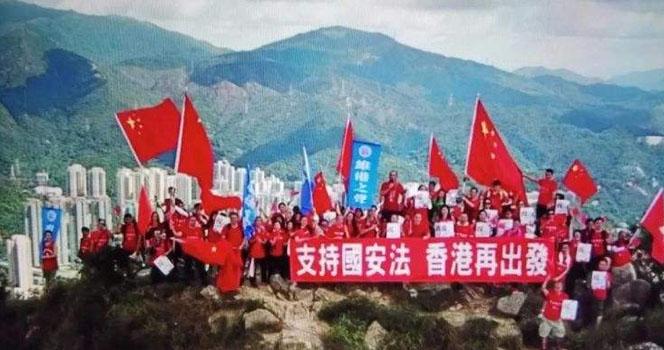 香港的平安不能靠妥协退让,解放军实弹训练,港独惊吓出逃