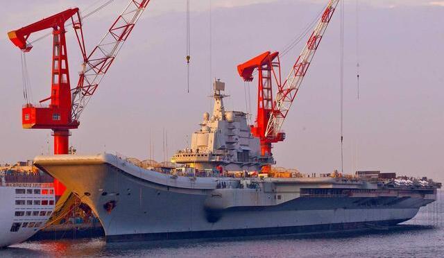 全国航母的发展,离不开乌克兰的鼎力相助,比俄罗斯还慷慨