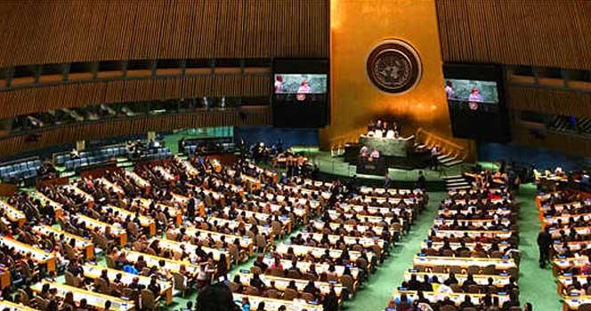 """中国诞生一个""""新省份""""?联合国:合理合法"""