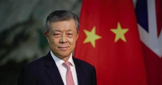 真当中国好欺负?中国大使伦敦火力全开,这次话说得很重