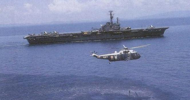 印度想在家门口围堵中国海军,中国多招可轻松破解