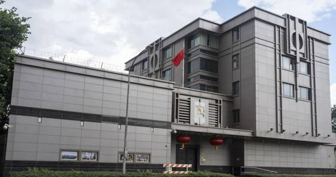 中国人员撤离后,美迅速破门进入领馆,知道为什么吗