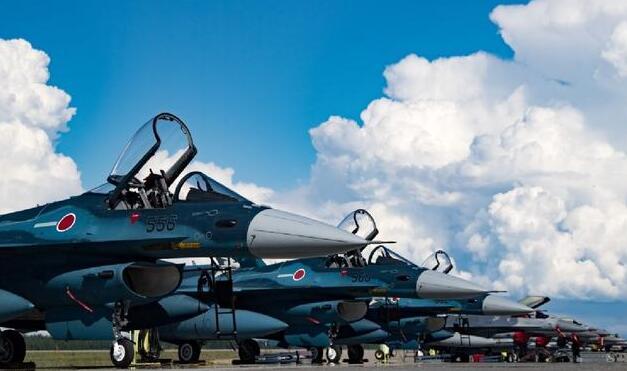 日战机一年出动947次,美媒:F15J的服役年限取决于中国