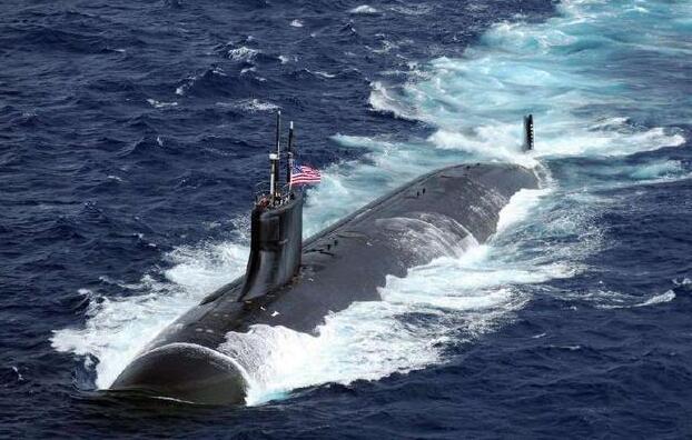 美国核潜艇潜行83天的记录,仅保持了20多年,就被中国打破