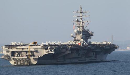 """挑衅持续不断,美军在东海""""一进一出"""" 事态升级!"""
