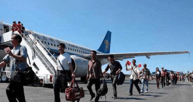 战争即将来临?该国宣布从中国等国撤侨,24班包机随时待命