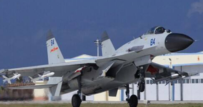 南海岛礁部署大批战机 五角大楼彻底傻眼:几乎是一整个航空兵旅