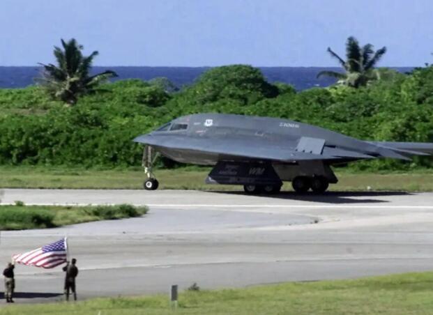 美军再次向印太派出B2隐身轰炸机 要动真格的?