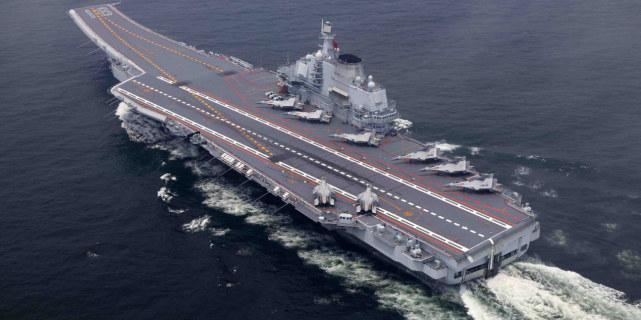 美媒:短短20年,中国成功部署全球最大舰队,发展速度超出预期