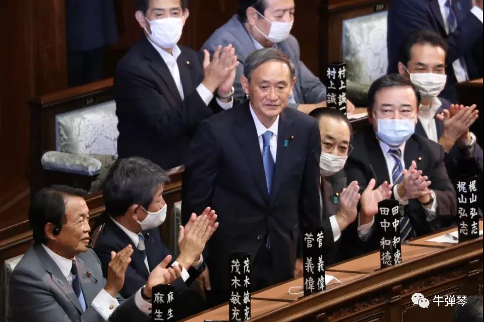 日本新首相第一次提中国,这样表态背后的三点信号!