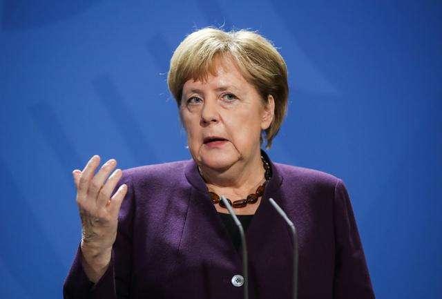 欧洲选择中国,是战略性正确!默克尔还耍了个巧