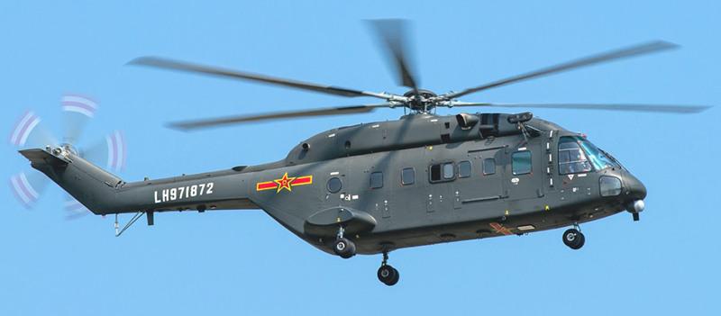 """官宣!直-8L宽体型直升机曝光,中国""""飞行陆军""""真正的利器已经到来!"""