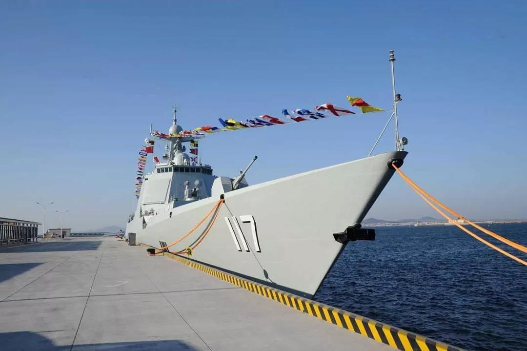 """中国版""""先进海麻雀""""上舰?海军为何急需""""一坑四""""防空导弹"""
