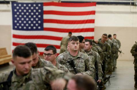 美军内部有人鼓吹重新在台驻军,胡锡进:那就请准备迎接战争吧
