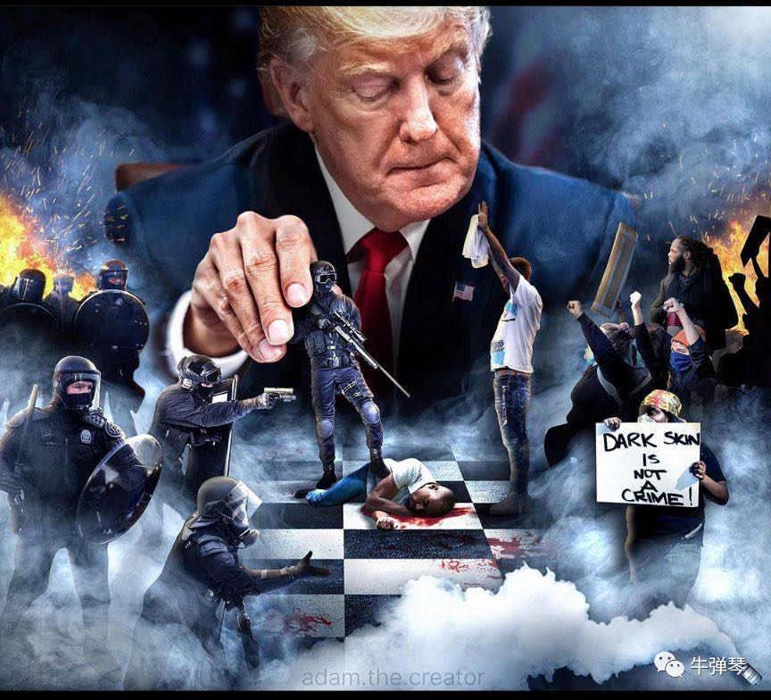 一觉醒来,枪声响起,美国更大风暴要来了!