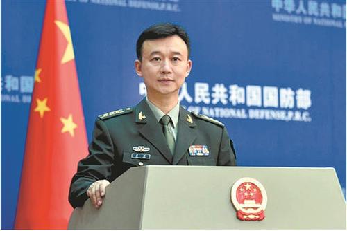 美国拿《中国军事与安全发展报告》说事 国防部做出反应!