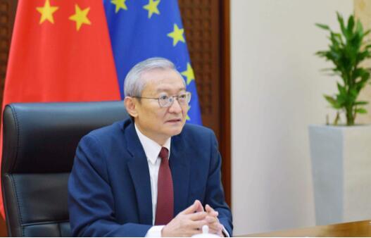 驻欧盟使团团长博弈德国媒体:中国没有帝国主义基因!