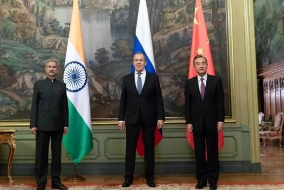 中印5点共识和中俄联合声明真能压住印度称霸野心吗?