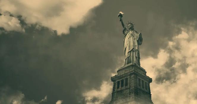 疫情暴乱都无法瘫痪美国,那美国崩溃的唯一机会是什么