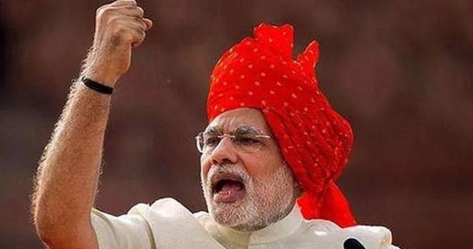 """""""禁欲""""莫迪:从""""低种姓""""茶贩到印度总理 就靠一个""""绝""""字!"""